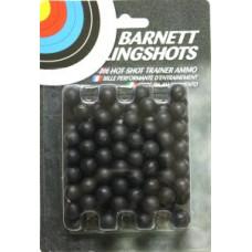 Barnett Slingshot Catapult Ammo Plastic Pack of 100