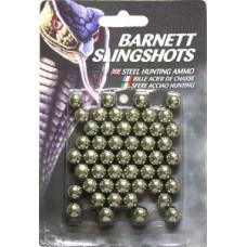 Barnett Slingshot Steel Catapult Ammo Steel Pack of 140