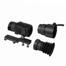 HIK Micro Ultimate Thunder 2.1x 35mm 35mK 384x288 17um Smart Thermal Weapon Scope 50A