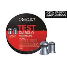 JSB Exact Test Pack .177