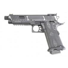 KLI Kikimora Hi-Capa 5.1 Co2 Blowback Pistol 4.5mm Black