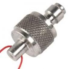 Stainless Steel Test/Dust Plug