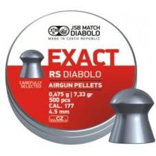 JSB Exact RS .177 7,33gr