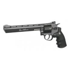 "Dan Wesson Licensed 8"" Revolver 4.5mm - 177 Metal BB CO2 Pistol"