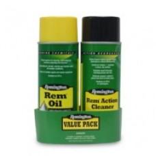 Remington Oil Clean Action Value Pack