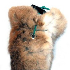 1/4 lb Rabbit Dummy with throwing toggle