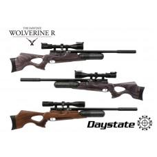 Daystate Wolverine Regulated B Type Walnut