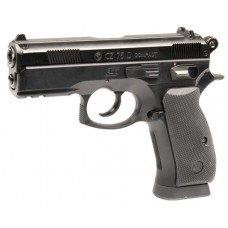 ASG CZ75D Compact Official Licensed Co2 Pistol | 4.5 - 177 Metal BB Shooting CO2 Pistol