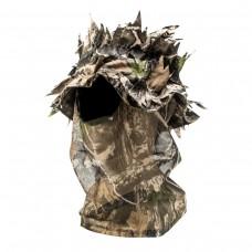 3D Camouflage Open Face Veil & Hat