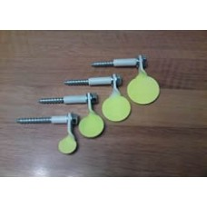 4 pack of Garden Airgun Targets