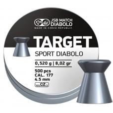 JSB Target Sport Diabolo .177 8.02 gr 4.50