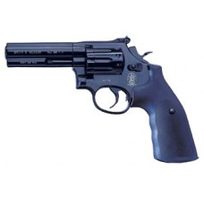 """Smith and Wesson CO2 4"""" BLACK 586"""