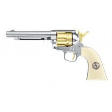 "Umarex Colt Peacemaker Gold Edition .177 Pellet 5.5"""