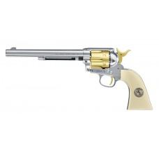 "Umarex Colt Peacemaker Gold Edition .177 Pellet 7.5"""