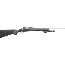 Remington Model 700 VTR Black Target Rifle With Bipod