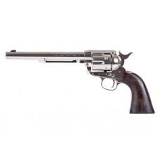 """7 1/2 """" Colt Peacemaker Blued Chrome Rifled Barrel .177 Pellet"""