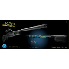 Stoeger Arms X20S Suppressor Synthetic .177 & .22 Air Rifle