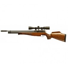 Air Arms S400 Walnut Left Handed Carbine