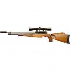 Air Arms S410 Walnut Thumbhole Rifle
