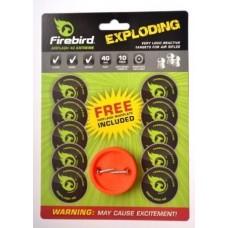 Firebird Air flash explosive target Loud kit
