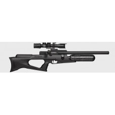 Brocock XR Sniper Regulated 480cc Carbon Bottle Black Synthetic