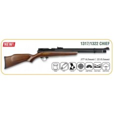 Beeman Chief Pre Charged Air Rifle - Single Shot