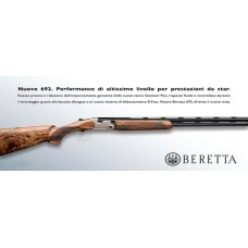 Beretta 692 Competition Shotgun
