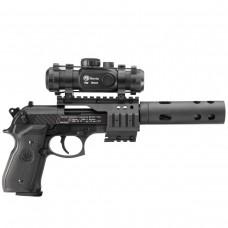 Beretta 92FS Extreme Sport Black