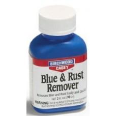 Birchwood Casey Blue & Rust Remover 3oz (90ml)