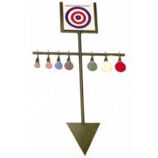 Bisley Snooker Set Spinner Target
