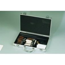 Shot Gun Cleaning Kit in Aluminum Case - Sturdy Reinforced Case.