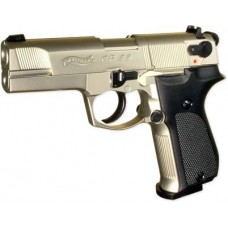 "Umarex Walther CP88 Nickel 4"" Barrel CO2 Pistol"