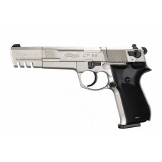"""Walther CP88 Competition Nickel 6"""" Barrel Pistol"""