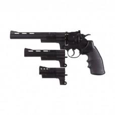Crosman Triple Threat BB & Pellet Revolver