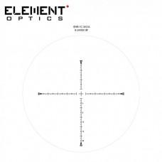 ELEMENT OPTICS HELIX 6-24X50 SFP HER-1C MOA