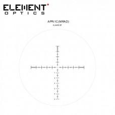 ELEMENT OPTICS HELIX 6-24X50 SFP APR-1C MRAD