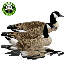 FUD Greater Canada Geese Decoys (GC)  Pack of 6