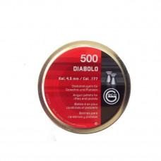 RWS Geco flat top pellet .177 (Tin of 500)