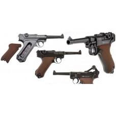 Gletcher PO8 Pistol