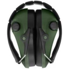 SWATCOM Electronic Ear Defenders (Slimline Stereo) - Green