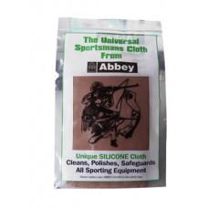 Abbey Universal Sportsmans Silicone Cloth