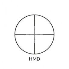 Nikko Sterling Panamax 3-9x40 AO IR Mil Dot with Mounts
