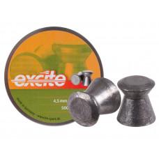H&N Econ Excite flat top pellet .177
