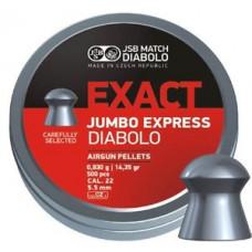 JSB .22 Express Pellets