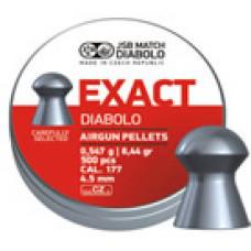 JSB Exact 4.52 .177 Lead Pellets