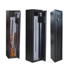 Lok1 3-4 Gun Lokaway Gun Safe with Ammo Locking Box