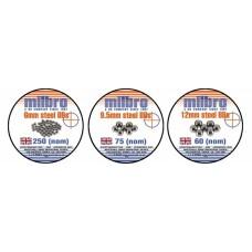 Milbro Slingshot Ammo Steel BBs