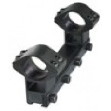 Long One Piece Double Clamp High Mounts