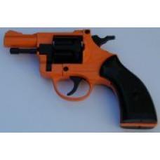 Olympic 6 Blank Firing Revolver Orange .22