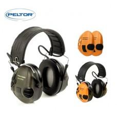 Peltor Sportac Ear Muffs Ear Protectors